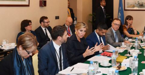 Queen Maxima highly praises financial inclusion in Bangladesh