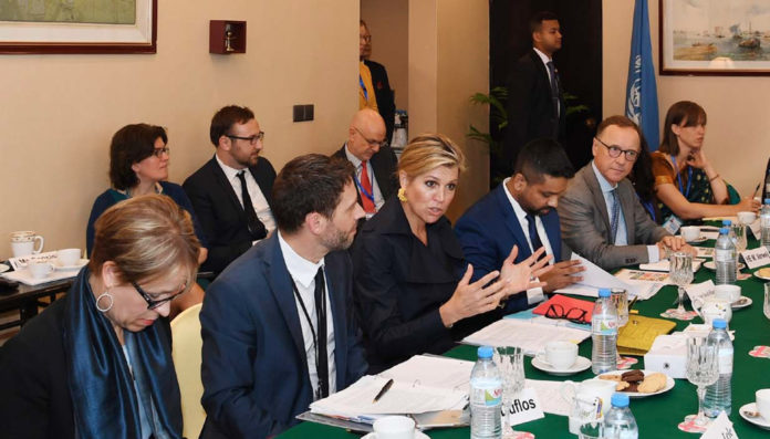 Queen Maxima highly praises financial inclusion in Bangladesh