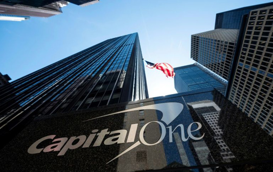 US woman charged in massive Capital One data breach