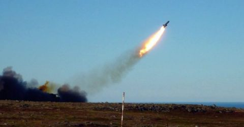 Russia carries out two ballistic missile tests