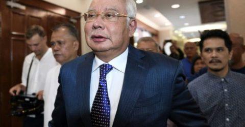 Malaysia ex-PM Najib's major 1MDB trial postponed
