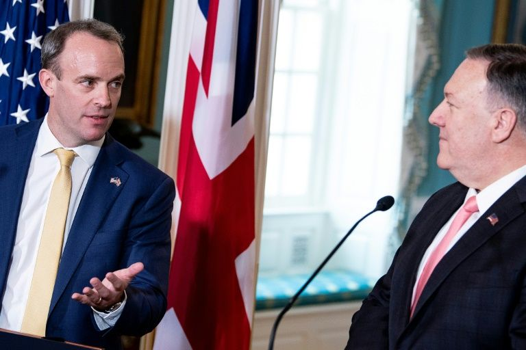 US, Britain back rapid trade deal post-Brexit