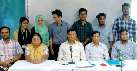 Debate competitions held at NUB