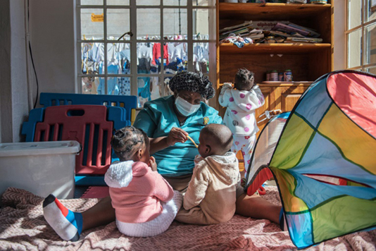 Baby box opens lid on South Africa's adoption crisis
