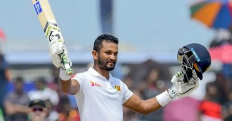 Captain Karunaratne's ton leads Sri Lanka to New Zealand Test win