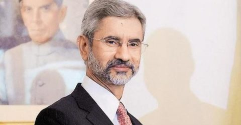 Indian External Affairs Minister S Jaishankar due today