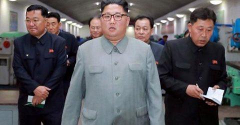 N.Korea dismisses nuclear talks if US 'hostile military moves' continue