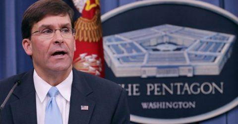 Pentagon chief warns unilateral Turkey attack on Kurds in Syria 'unacceptable'
