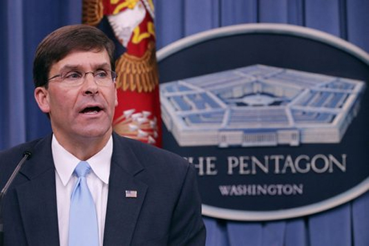 Pentagon chief warns unilateral Turkey attack on Kurds in Syria 'unacceptable'