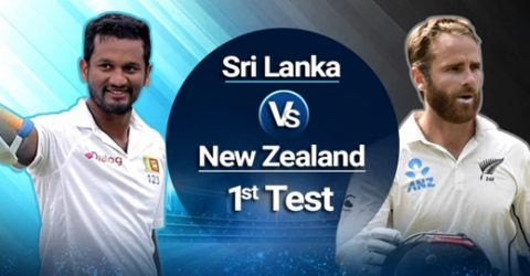 Cricket: Sri Lanka v New Zealand final scoreboard