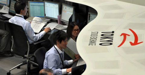 Tokyo shares under pressure as Fed voices caution