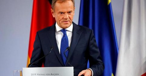 Johnson Brexit letter offers no alternatives to Irish backstop: EU