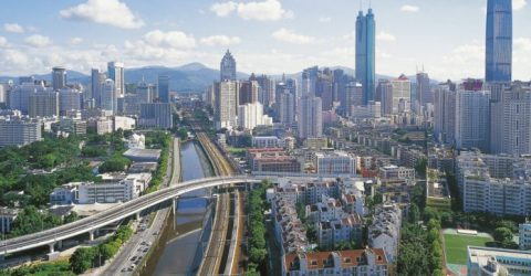 China plans to make Shenzhen a 'better place' than Hong Kong