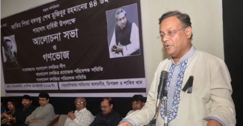 Patrons of militants must be ousted from politics: Hasan