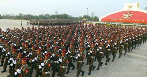 Myanmar army's 'business empire' fuels atrocities: UN probe