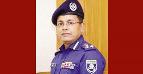 A shining star at Bangladesh Police