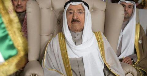Kuwait ruler in US hospital for 'tests', Trump meeting postponed