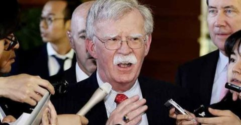 Trump fires hawkish national security chief Bolton