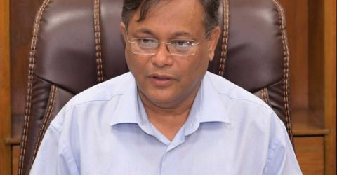 BNP will no more be ashamed to chant 'Joy Bangla' slogan: Hasan