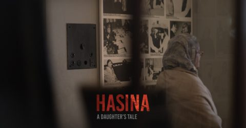 9 channels to screen 'Hasina,   A Daughter's Tale' today