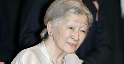 Japan ex-empress undergoes breast cancer surgery
