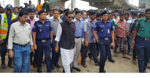 No wrongdoers will be spared: Quader