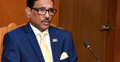 PM to address before nation Wednesday: Quader