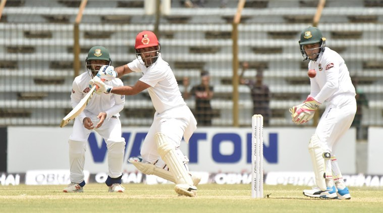 Bangladesh in danger after Afghans' lead swells to 293