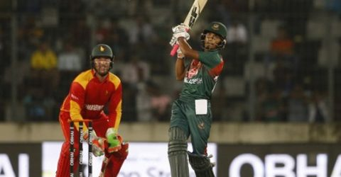 Young Afif leads Tigers to winning start in Tri-series T20