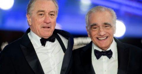 "Scorsese and Netflix unveil ambitious new film ""The Irishman"""