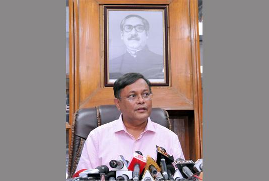Bangladesh turned into militants' haven in BNP's regime: Hasan