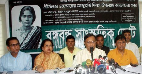 Hasan urges BNP to stand by Govt against social vices