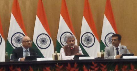 POK belongs to India, NRC India's internal matter: Jaishankar