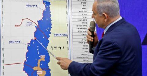 Israel's Netanyahu faces criticism over annexation plan