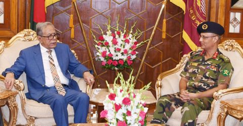 President asks Bangladesh HC to Kenya to explore business potentials