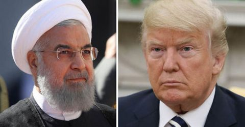 Iran again rebuffs US talk of Trump-Rouhani meeting