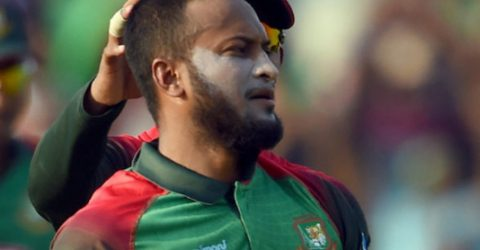 """Lack of confidence, poor mindset cost us dearly"": Shakib"