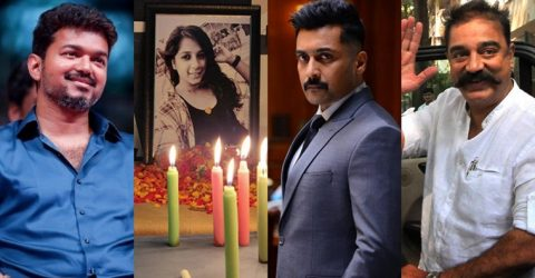 Kamal Haasan, Vijay and Suriya advise fans against erecting cut-outs