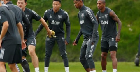 Man Utd look to Lingard to do his talking on the pitch
