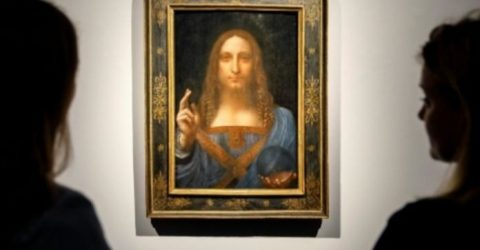 Will Louvre show include world's priciest painting?