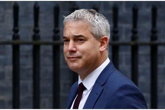 UK Brexit minister to meet EU negotiator Thursday: London