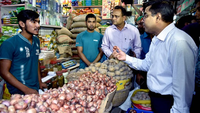 Traders must sell onions at govt-fixed rate: DSCC Mayor