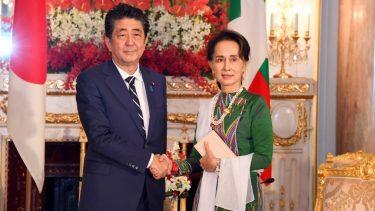 Shinzo Abe urges Myanmar to create conducive environment for Rohingya repatriation