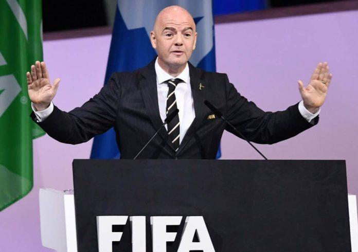 FIFA president Gianni Infantino to arrive in Dhaka Oct 16