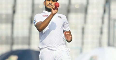 Fast bowler Khaled eying return to cricket with BPL