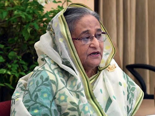 PM urges countrymen to show patience over Bhola incident