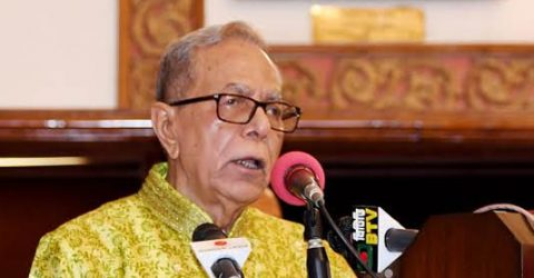 President urges all to make ongoing anti-corruption drive successful