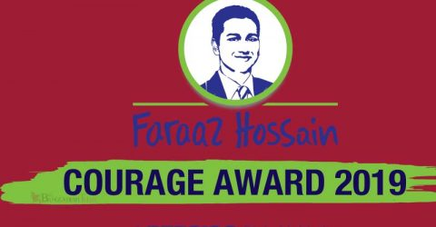 Faraaz Hossain Courage Award 2019: In search of a young valiant soul