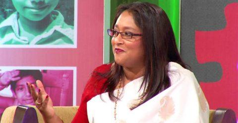 Saima Wazed made CVF 'Thematic Ambassador'