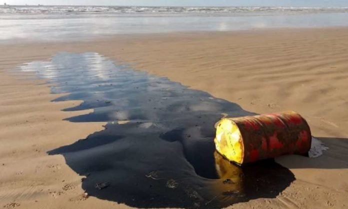 Mystery oil spills blot more than 130 Brazilian beaches